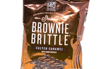 Sheila G's Brownie Brittle - Salted Caramel with Dark Chocolate Drizzle