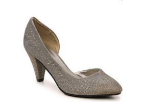 CL By Laundry Angelina Pumps in Twilight Champage