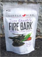 Little Bird Dark Chocolate Fire Bark