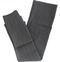 Textured Fleece Lined Leggings