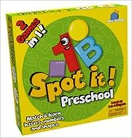 Spot It Preschool game