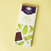 Vosges Mint Matcha Chocolate Bar