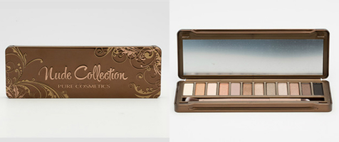 Real Cosmetics Nude Collection