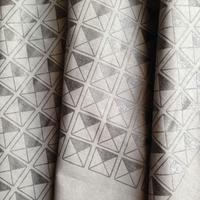 Pair of Happy Rebel Pyramid Stud Tea Towels
