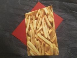 Let's Ketchup! Card