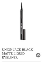Butter London Wink Matte Liquid Eyeliner - Union Jack Black