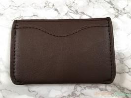 Men In Cities - Leather Wallet