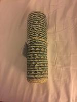 Palm leaf bottle basket