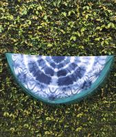 Gypsy05 X Fab Fit Fun Roundie Tie Dye Blue