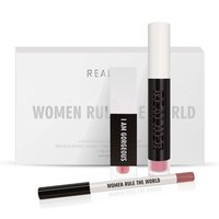Real Her lip kit in neutral pink
