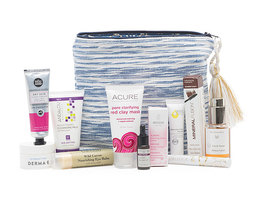 Entire Whole Foods Beauty Bag - Spring 2017