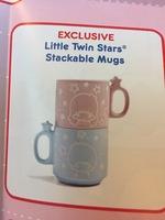 Little Twin Stars Stackable Mugs