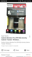 Perfect: Calorie Monitor Pro