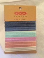 Banded Hair Ties