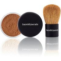 BareMinerals Matte Foundation Deluxe Sample and Mini Brush