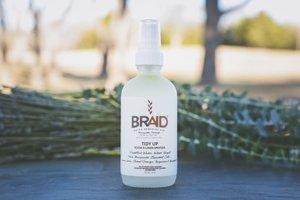 Braid Tidy Up Room & Linen Spritzer