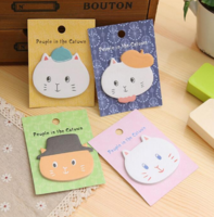 Cute Cat Sticky / Post-It Notes
