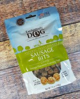 Exclusively Dog Sausage Bits Dog Treats