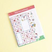 Hello Kitty & Mimi Stationary Set