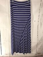 Kensie Striped Maxi Skirt