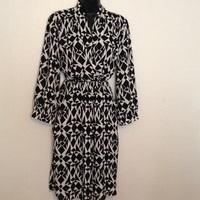 41 Hawthorn Black and White Dress