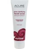 Acure Pore Clarifying facial scrub