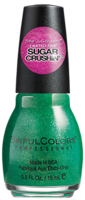 Sinful Colors Nail Polish - Sweeten the Teal (glitter)