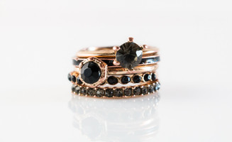 The Nikkie Stacking Rings