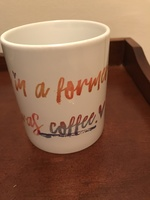 An Exclusive Lorelai Quote Mug I Believe In A Forever Life I Was Coffee