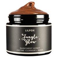 Lilfox Jungle Glow Rainforest Honey Enzyme Cleanser + Mask