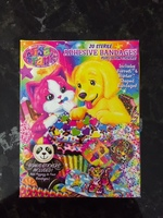 Lisa Frank Cute Band-Aids / Bandages (Pack of 20 + Stickers)