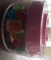 Dylan's Candy Bar Gummy Bear Stack A-Round