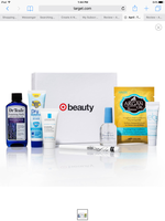Target April 2017 Beauty Box