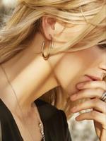 Karen Kane Hoop Earrings