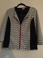 Pixley chevron jacket