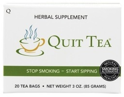 Quit Tea Stop Smoking Start Sipping