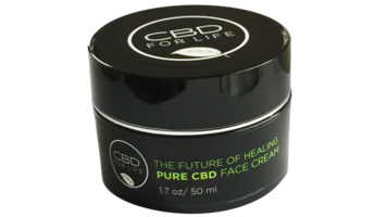 CBD for Life - Pure CBD Face Cream
