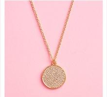 Karen Kane Gold Necklace