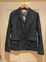Act Naturally Blazer by Skies are Blue, Size Medium