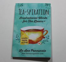 Tea-spiration: Inspirational Words for Tea Lovers Book