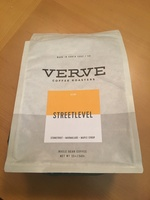 12 oz whole bean Verve Coffee roasters coffee