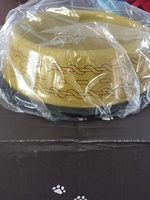 Star Trek Captain Kirk Gold Uniform print Pet bowl