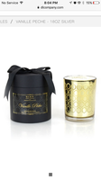 D. L. And Co Vanille Peche 18 ounce Candle