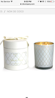 D. L. And Co Noix De Coco 18 ounce candle