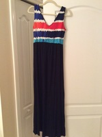 Chris & Carol Maxi Dress