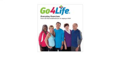 Go4Life Everyday Exercises DVD