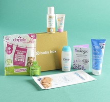 Entire Target Baby Box April 2017