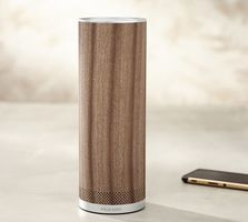 Stellé Audio Pillar - Wood Wireless Speaker