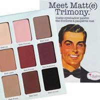 Meet Matt Trimony Palette - TheBalm