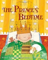 The Prince's Bedtime Book with CD